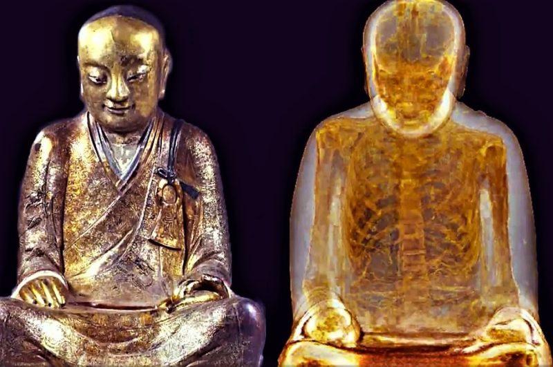 2 scaled MONACI BUDDISTI DISIDRATATI E SEPOLTI VIVI: LE MUMMIE DA ADORARE
