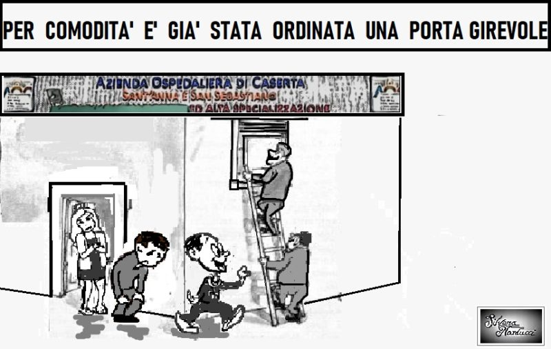 AORN PORTA FINESTRA 04.02.20 scaled OSPEDALE, COME SI ESCE DALLA PORTA E SI RIENTRA DAL…PORTONE