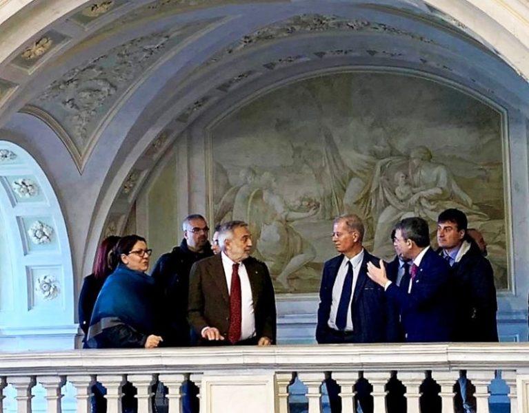 %name TERRA DEI FUOCHI, MINISTRO COSTA DA CARDITELLO PARTE IL RISCATTO AMBIENTALE