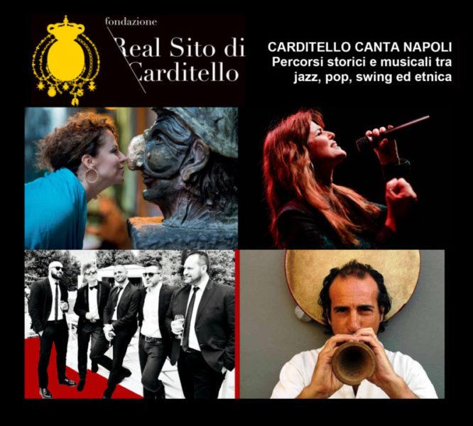 """Carditello canta Napoli scaled """"CARDITELLO CANTA NAPOLI"""", LA GRANDE MUSICA NAPOLETANA ALLA REGGIA DI CARDITELLO"""