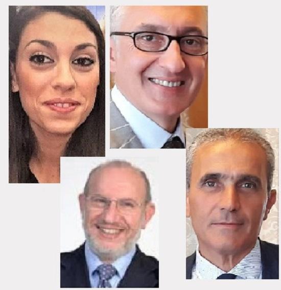 Marino Antonucci Iarrobino e Credentino I SOLITI INGUACCHI DELLA POLITICA CASERTANA   Quarta Puntata