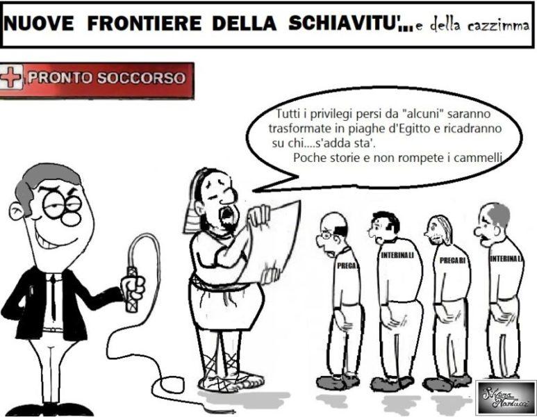 NUOVI SCHIAVI scaled OSPEDALE, I MITI DEL PRONTO SOCCORSO AL CAPOLINEA…
