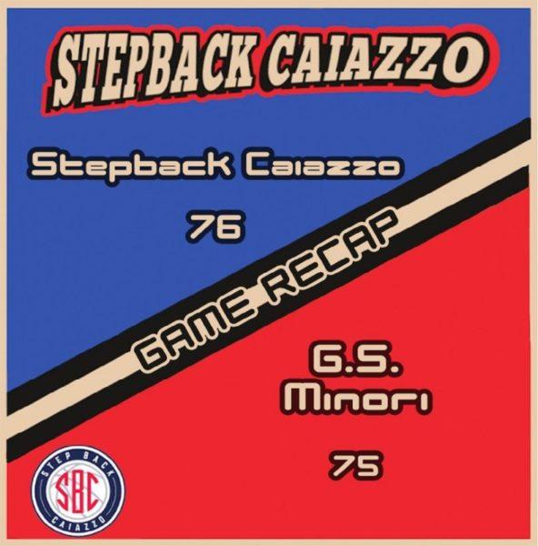 SBC STEP BACK CAIAZZO scaled SBC STEP BACK CAIAZZO...UNA VITTORIA MAGICA