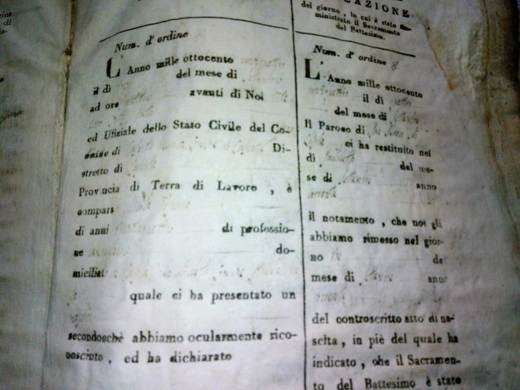 %name ARCHIVIO DI CASERTA ED IL RISPETTO …ARCHIVIATO