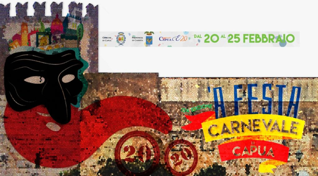 %name CARNEVALE 2020: LA STORIA DI CAPUA IN VIDEO MAPPING