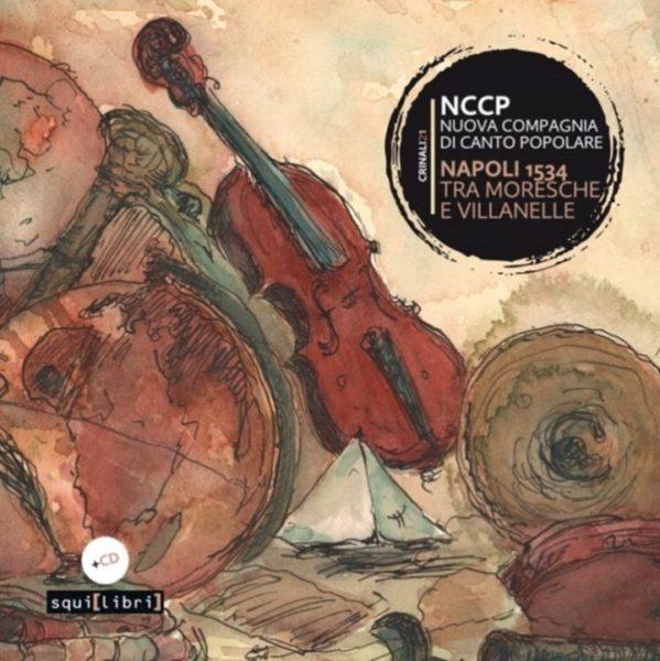 1 copertina CD NAPOLI 1534 MUORE IL MAESTRO CORRADO SFOGLI: IL MONDO DELLA MUSICA E IN LUTTO