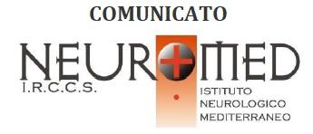 COMUNICATO NEUROMED POZZILLI (IS) ZONA ROSSA, IL COMUNICATO DI NEUROMED