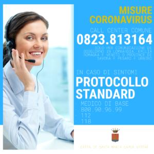 Call center Comune 300x300 ATTIVO IL CALL CENTER PER MONITORAGGIO CORONAVIRUS A SANTA MARIA CAPUA VETERE