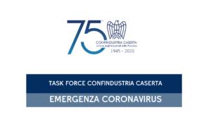 Copia di AGGIORNAMENTI DA CONFINDUSTRIA CASERTA 1 300x169 CONFINDUSTRIA CASERTA, TASK FORCE PER IL CORONAVIRUS