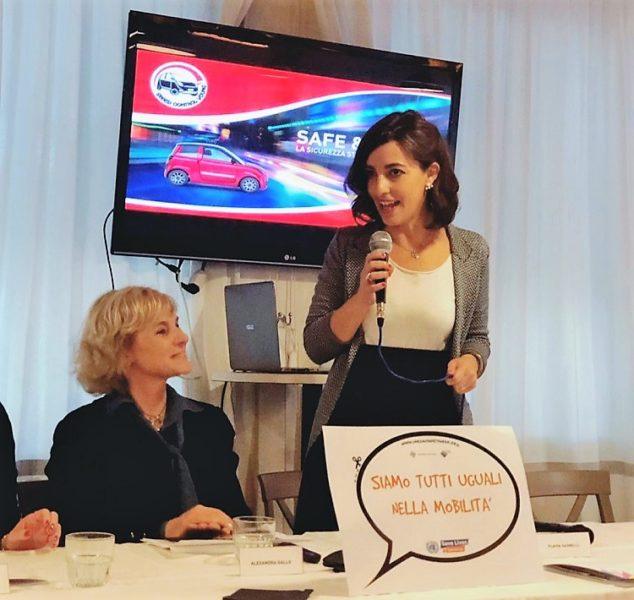 Flavia Sagnelli per un evento WE SCUOLE CHIUSE E LAVORO: COME UNA MAMMA LAVORATRICE PUÒ CONCILIARE PRESENZA A CASA E IMPEGNI LAVORATIVI