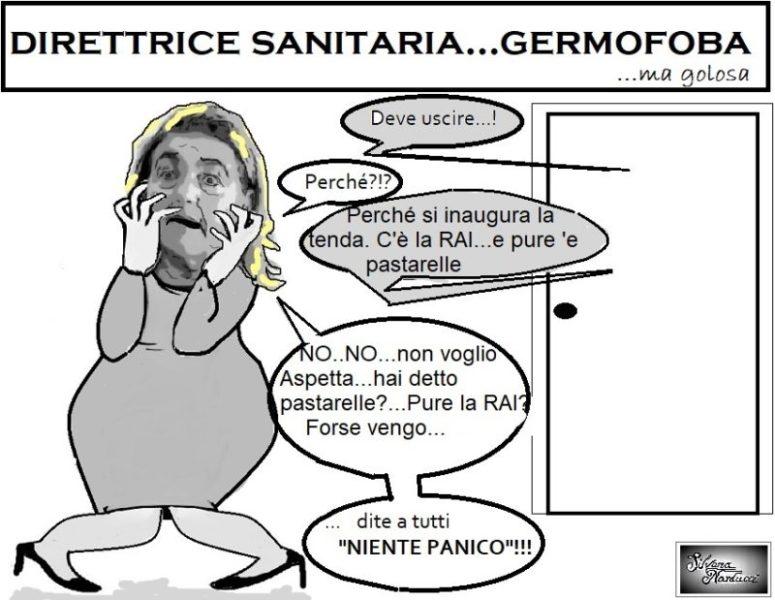 PASTARELLE scaled OSPEDALE, CIAK SI GIRA!...SI PREGA IL CORONAVIRUS DI ATTENDERE...