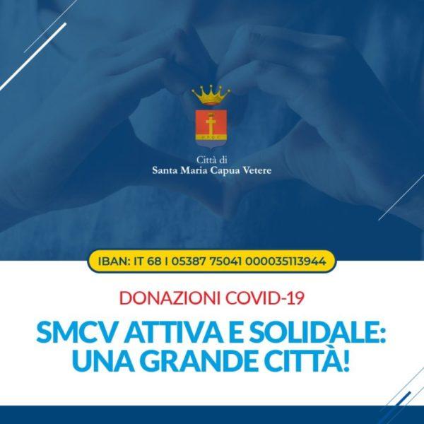 %name SMCV ATTIVA E SOLIDALE: DISTANTI MA VICINI CON IL CUORE!