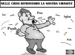 UMANITA 300x221 LE VIGNETTE DI SILVANA