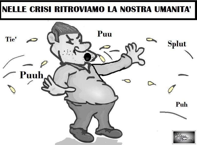 UMANITA scaled LA VIGNETTA DEL GIORNO