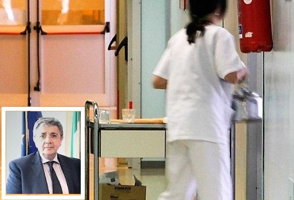 infermiera 1 OSPEDALE SAN ROCCO, MISURE INADEGUATE PER FRONTEGGIARE LEMERGENZA, LA DENUNCIA DEL NURSIND
