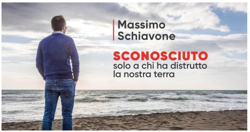 massimo schiavone scaled MASSIMO SCHIAVONE CI DA RAGIONE E SCENDE IN CAMPO PER LE REGIONALI DI PRIMAVERA