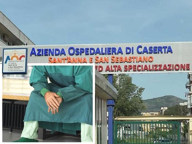 ospedale di caserta concorso san sebastiano e santa anna OSPEDALE, INFERMIERI CON INVALIDITÀ ALLA T.I. COVID19? CALUNNIA O PREMEDITAZIONE?