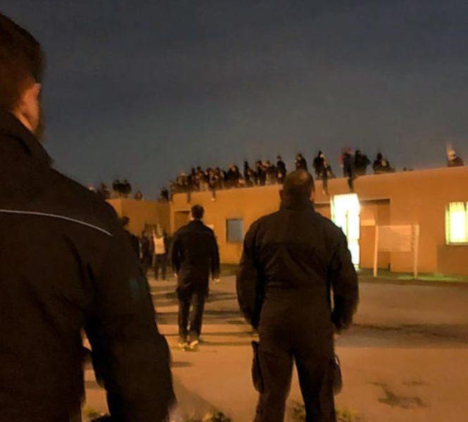 rivolta carcere coronavirus RIVOLTE NELLE CARCERI DI TUTTA ITALIA: 20 DETENUTI SAREBBERO EVASI DALLISTITUTO FOGGIANO