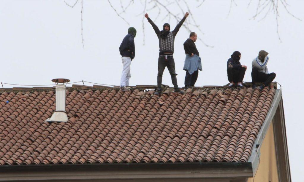 rivolta.carceri.2019.ANSA .1400x840 1024x614 RIVOLTE NELLE CARCERI DI TUTTA ITALIA: 20 DETENUTI SAREBBERO EVASI DALLISTITUTO FOGGIANO