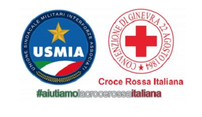 usmiacrocerossa EMERGENZA CORONAVIRUS, SINDACATO U.S.M.I.A. AVVIA RACCOLTA FONDI A FAVORE DELLA CROCE ROSSA ITALIANA