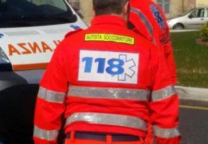 volontari 118 300x208 I VOLONTARI 118 DI CAIVANO INTERROMPONO IL SERVIZIO