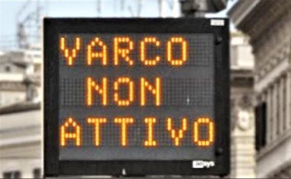 ztl 1 CASERTA, SOSPESA ZTL SU TUTTO IL TERRITORIO COMUNALE FINO AL 3 APRILE