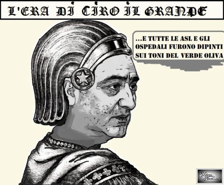 CIRO IL GR4ANDE 16.04.20 scaled ASL NA1, CIRO IL GRANDE E LA SCUSA PICCOLA PICCOLA…