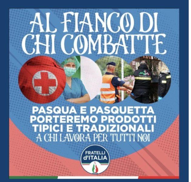 IMG 0343 scaled FdI: CAMPAGNA AL FIANCO DI CHI COMBATTE
