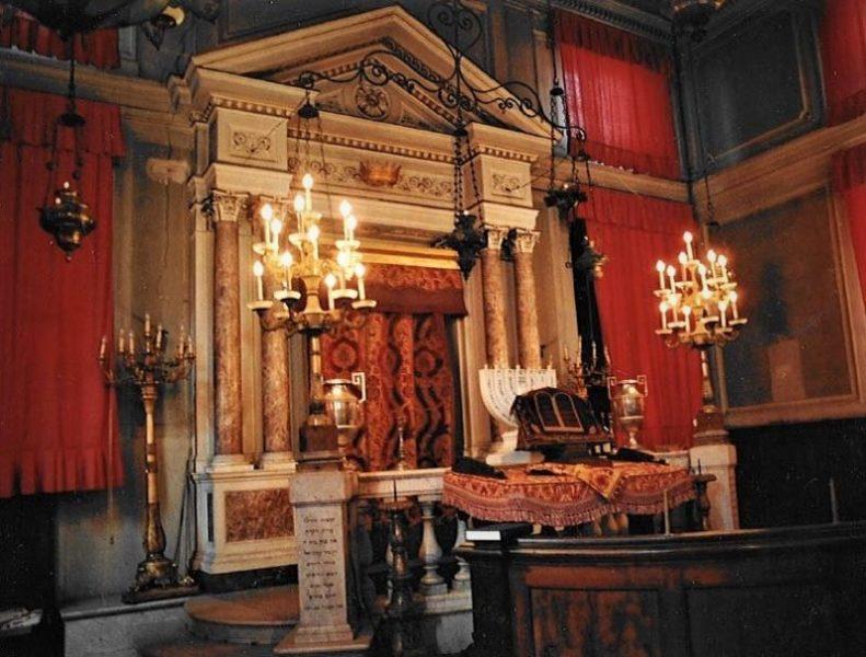"""Linterno della Sinagoga scaled OMICIDIO DI LIDIA MACCHI: ANALISI DELLA LETTERA ANONIMA """"IN MORTE DI UN'AMICA"""""""