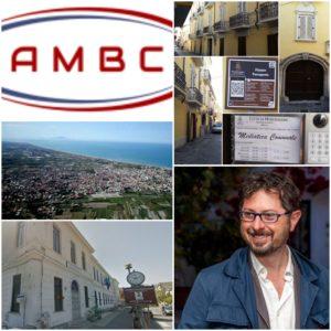 Logo AMBC Palazzo Tarcagnota Borrelli Francesco Emilio Cons Regionele 300x300 MONDRAGONE, AMBC CHIEDE LUMI SU PALAZZO TARCAGNOTA