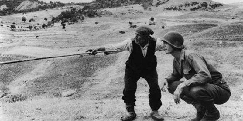SICILIA Sbarco alleati 1943 NewSicilia LA LIBERAZIONE: GLI SCATTI CHE HANNO SEGNATO UNEPOCA