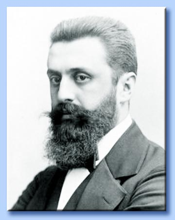 Theodor Herzl ISRAELE STA PREPARANDO UNA NUOVA GUERRA?