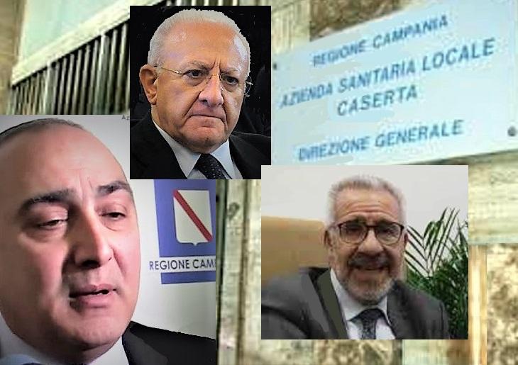 asl collage ASL, OSPEDALI DA CAMPO & PROTOCOLLI D'INTESA
