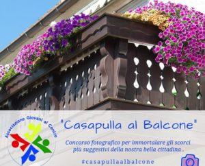 casapulla al balcone 300x242 CASAPULLA AL BALCONE, IL CONCORSO FOTOGRAFICO DI GIOVANI AL CENTRO AL TEMPO DEL COVID 19