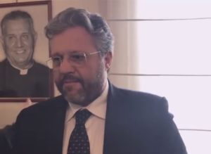 %name GIORNATA MONDIALE DELLA SALUTE, LE PAROLE DI FELICIO DE LUCA