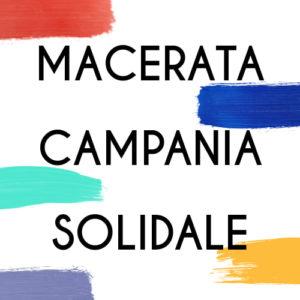 macerata campania solidale 300x300 'MACERATA CAMPANIA SOLIDALE', ATTIVATA LA RACCOLTA DI GENERI DI PRIMA NECESSITÀ DALLE ASSOCIAZIONI DEL TERRITORIO