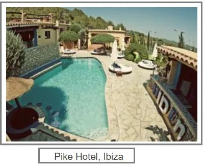 pike hotel IL CASO CHICO FORTI