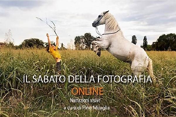 """sabato della fotografia """"IL SABATO DELLA FOTOGRAFIA ONLINE"""" RACCONTA L'ARTE IN STREAMING: """"INFINITI"""""""