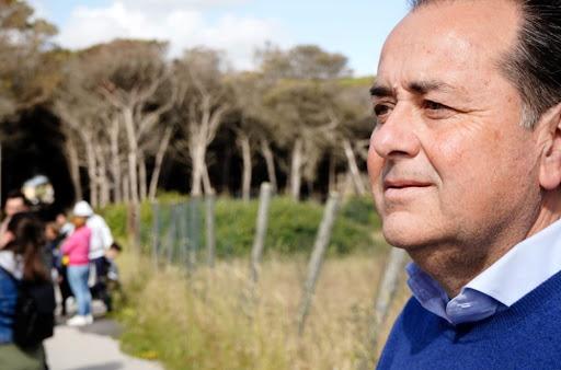 Cesare Diana Castel Volturno CASTEL VOLTURNO: CHIUSE INDAGINI PINETA GRANDE. DIANA: I CITTADINI MERITANO UN FUTURO. CON LA STRUTTURA NUOVI POSTI DI LAVORO