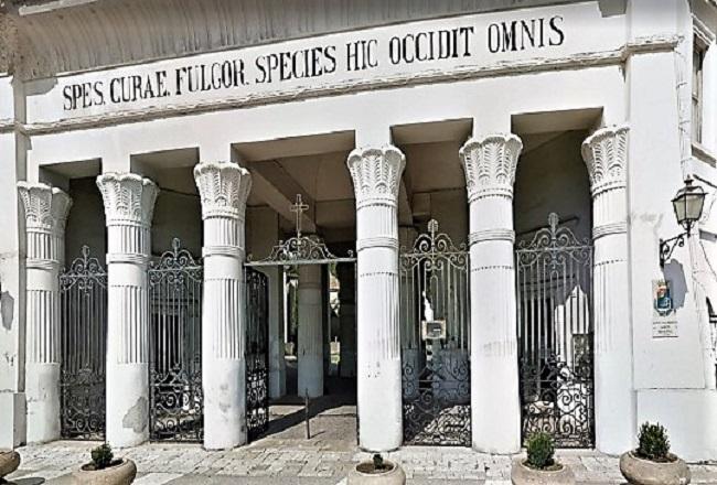 Cimitero Caserta CASERTA, FASE 2: DISPOSIZIONI COMUNALI PER GLI INGRESSI NEI CIMITERI