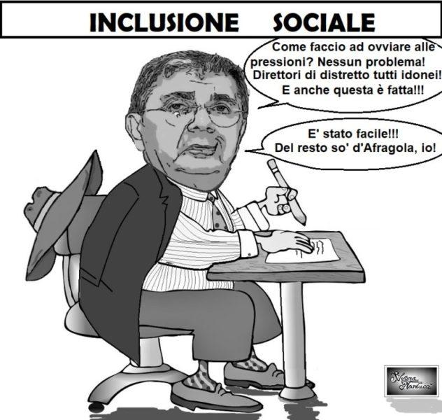 INCLUSIONE SOCIALE scaled ASL, SPEEDY RUSSO, RICORSO, ANNULLAMENTO E RICONVOCAZIONE IN 24 ORE…