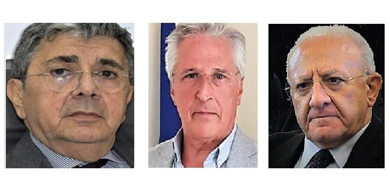 RUSSO MARIANO ASL & AORN...UNALTRA VISITA SEGRETA DEL GOVERNATORE?