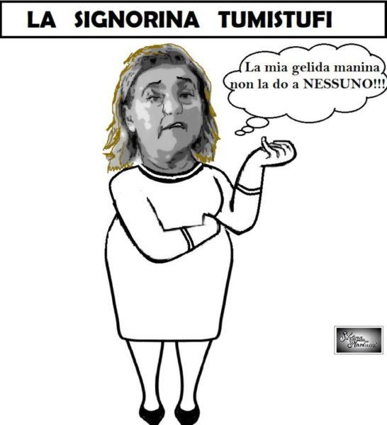 SIGNORINA TUMISTUFI scaled OSPEDALE, IL MEMORIALE DELLA DOMENICA 95