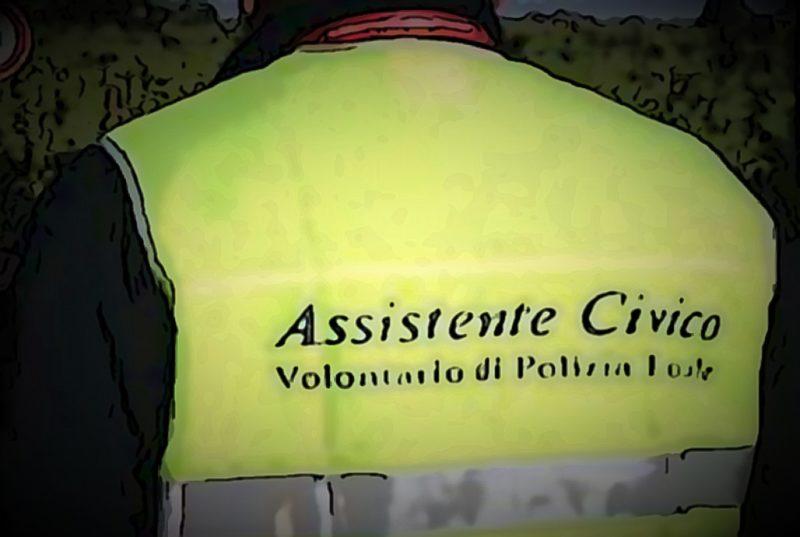 assistente civico stilizzato scaled CHI ASSISTERÀ GLI ASSISTENTI CIVICI?