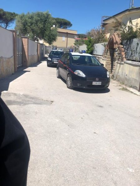 carabinieri castel volturno EMERGENZA SICUREZZA A CASTEL VOLTURNO, DIANA SUBISCE TENTATIVO DI AGGRESSIONE DA PUSHER