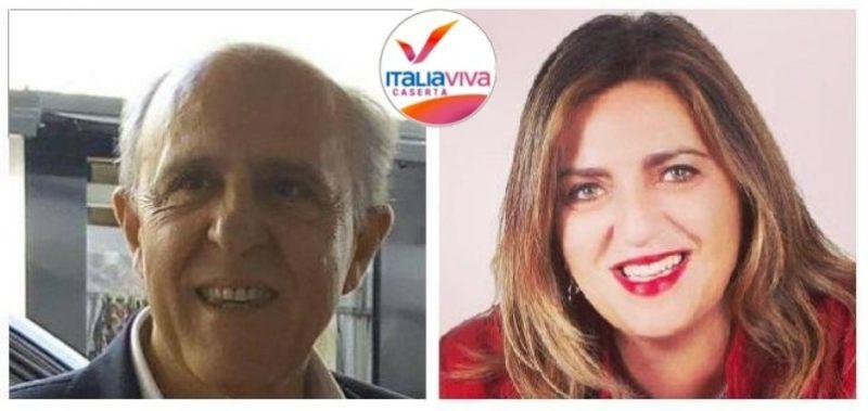 italia viva caserta altieri e derosa scaled AVERSA, SI FORMA IL GRUPPO CONSILIARE ITALIA VIVA: SODDISFATTI I COORDINATORI DE ROSA E ALTIERI