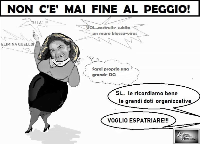 mai fine al peggio scaled OSPEDALE, LA FASE 2 SECONDO… LA COMMISSARIA SANITARIA...