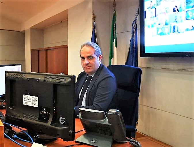 petracca commissione EMERGENZA COVID 19, AVVIATO IN REGIONE CAMPANIA CONFRONTO SULLO STATO DI SALUTE DELL'AGRICOLTURA