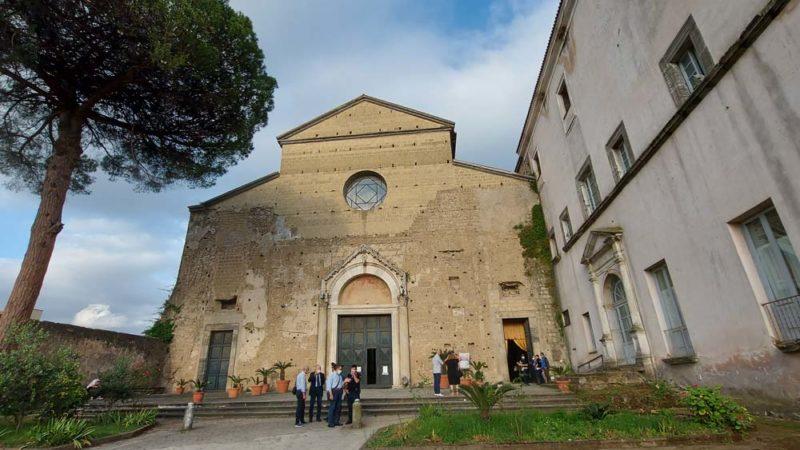 Abbazia San Lorenzo 3 scaled AVERSA, GIUBILEO DI SAN LORENZO: CONCERTO D'ARCHI APRE IL PROGRAMMA DI EVENTI
