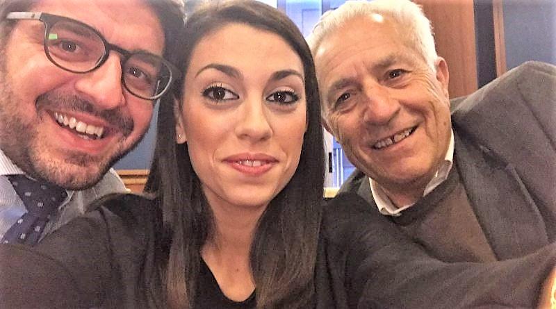 %name CONSIGLIO COMUNALE CASERTA, IL CONSIGLIERE GAROFALO OFFENDE PUBBLICAMENTE LA CONSIGLIERA CREDENTINO